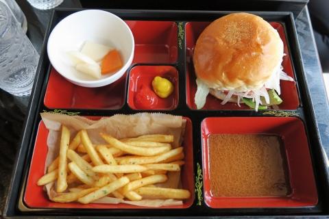 01ハンバーガー