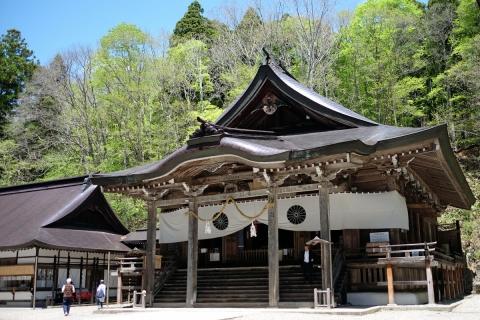 21戸隠神社中社
