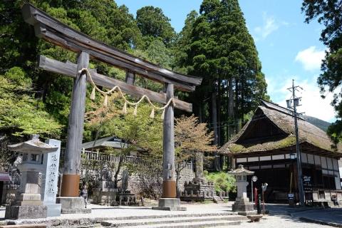 22戸隠神社中社