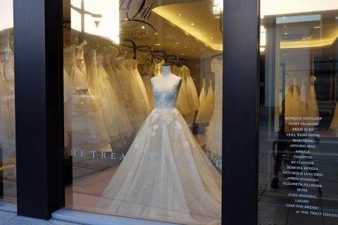 67参道の店ウエディングドレス