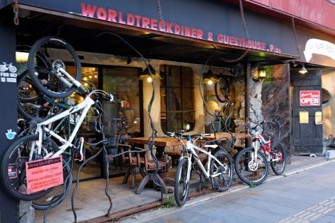 70参道の自転車屋