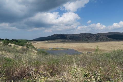 27ビーナスライン八島湿原