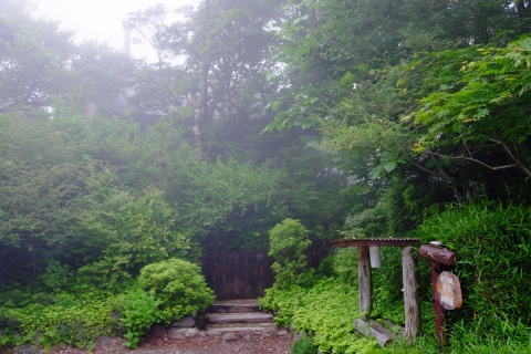 24山小屋入り口