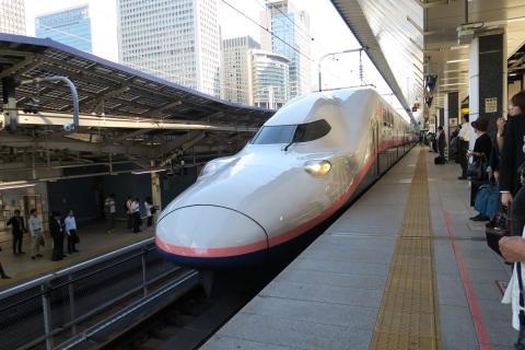 02東京駅MAXとき