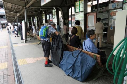 04新潟駅バス移動