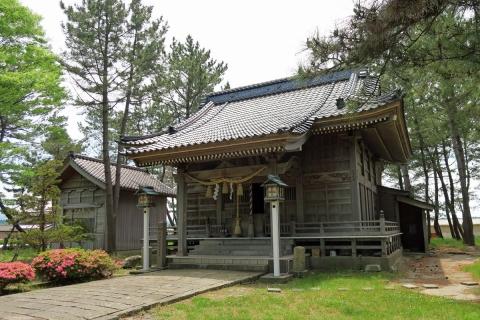 21 3日目両津北一輝の神社