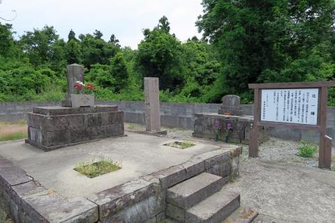 24 3日目両津北一輝の墓