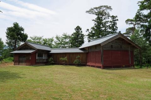 28 3日目両津諏訪神社
