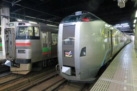 07函館本線札幌駅