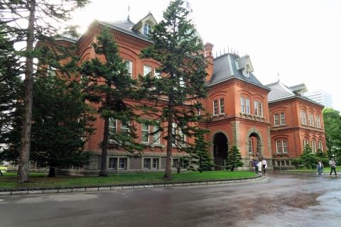 18旧北海道庁舎