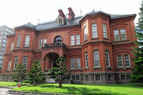 19旧北海道庁舎