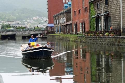 12昼間の小樽運河