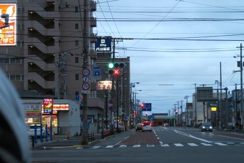 22函館のホテルへ