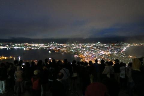 26a函館山夜景