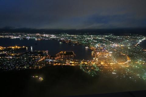 27函館山夜景
