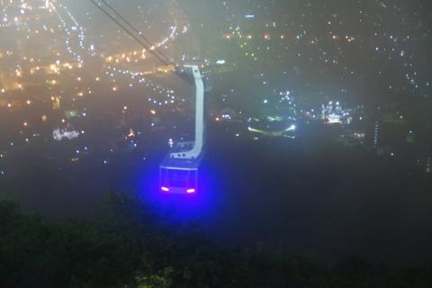 29函館山夜景