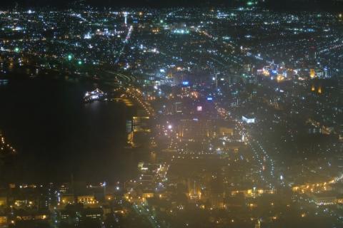 27a函館山夜景