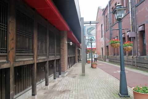 09金森赤レンガ倉庫