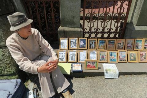 18元町地区油彩画家