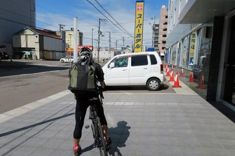 31函館駅へ
