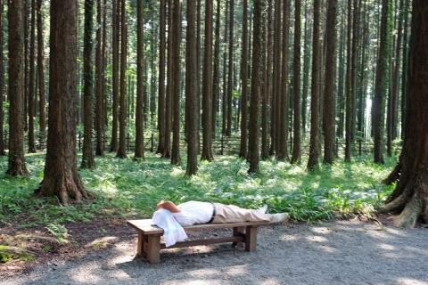 07秩父宮記念公園昼寝