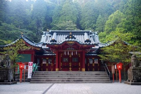 31箱根神社拝殿