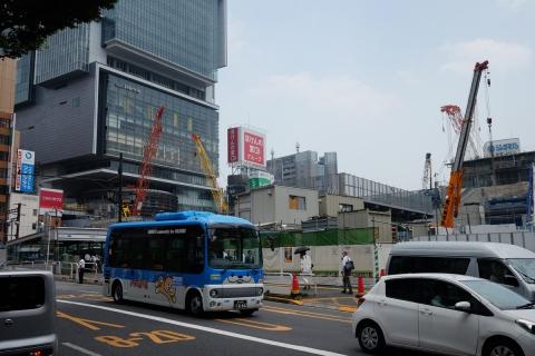 01渋谷再開発中