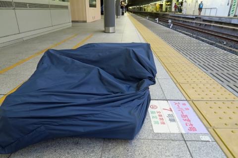 01新宿発スーパーあずさ1号