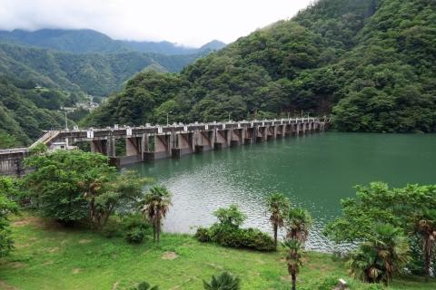 09平岡付近のダム