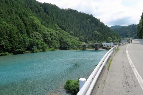 12遠山郷ダム
