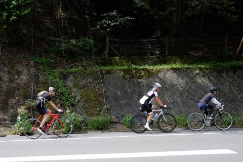 12御坂峠へALL