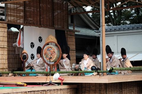 19富岡八幡宮囃子方