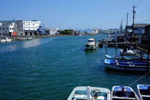 35清水漁港