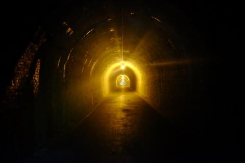 47宇津ノ谷トンネル明治