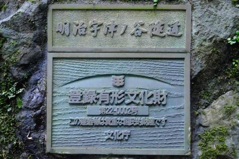 49宇津ノ谷トンネル明治