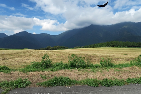 06朝霧高原サイクリング