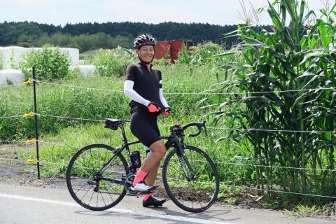 07朝霧高原サイクリング