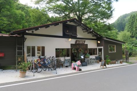 21定峰峠へHANA