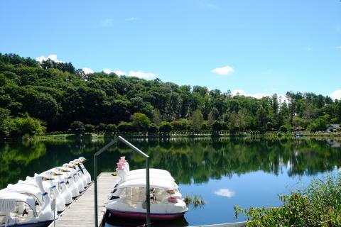 10ビーナスライン蓼科湖
