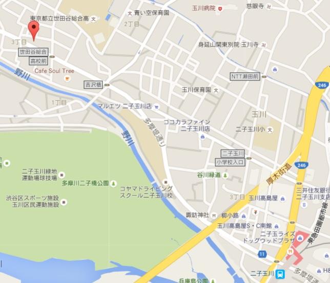 鎌田地図1