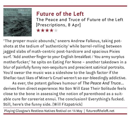 FUTURE OF THE LEFT_The Skinny Scan