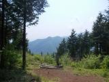 奈良倉山の頂上(12:59)