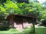 一軒家避難小屋
