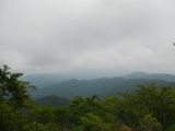 菰釣山からの展望
