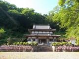最勝寺の本堂