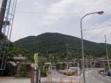 矢倉沢にゴール(10:50)
