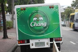 タイのご飯と飲み物