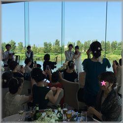 結婚式160807