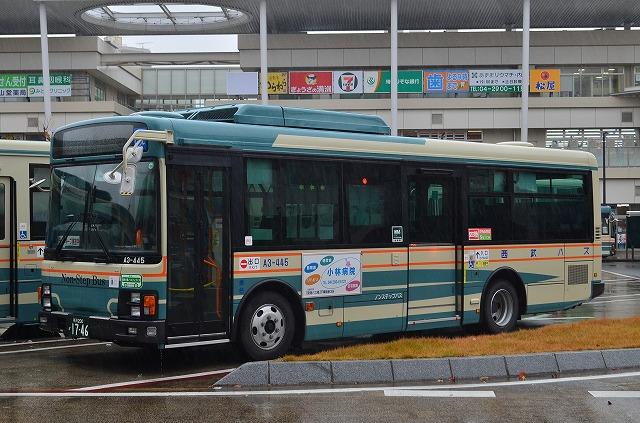 KL-HU2PMEE 西武バス A3-445