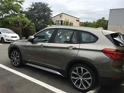 BMW 320d 1年点検とBMW New X1 試乗~三田アウトレット~es Koyama~